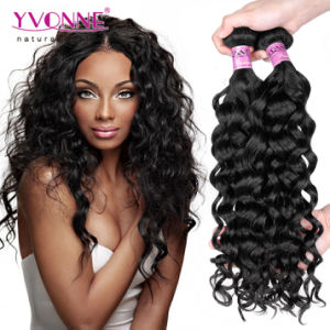 Peruvian Hair Extension 100% Human Hair Weft pictures & photos