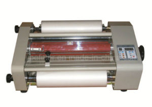FM-360 A3 Size Hot Roll Laminator Machine pictures & photos
