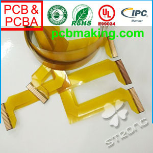 Manufacture Flexible Rigid Polyimide Copper FPC Flexible PCB
