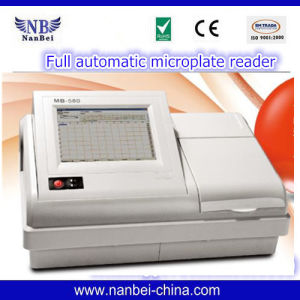Elisa Plate Reader Price Widely Used in Clinical Diagnostic Laboratories pictures & photos
