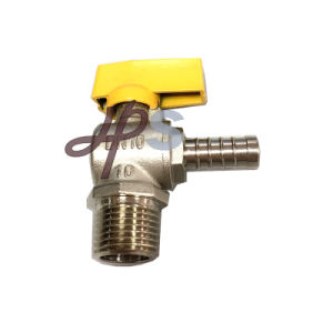 Malex Pex Aluminum Handle Brass Gas Ball Valve pictures & photos