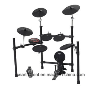 5-PC Student Grade Electric Drum Kit (DM-3) pictures & photos