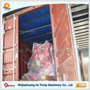 40m Dredging Depth Hard Alloy Gravel Sand Cutter Pump pictures & photos