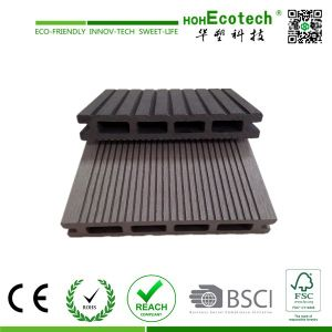 Eco-Friendly Waterproof Wood Plastic Composite Decking WPC Board pictures & photos