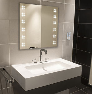 High Quality LED Bathroom Mirror Mirror with Light pictures & photos