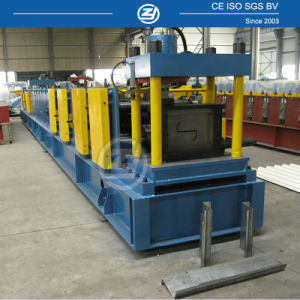 Z Shape Metal Purlin Forming Machine pictures & photos