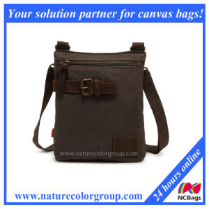 Simple Stylish Shoulder Messenger Sling Bag (MSB-008) pictures & photos