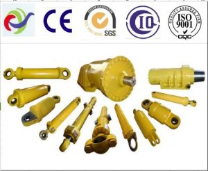 Multi-Stage Special Vehicle Hydraulic Cylinder pictures & photos