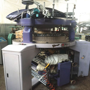Second-Hand Double Jersey Knitting Machine on Sale pictures & photos