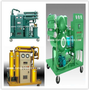 Portable Insulation Oil Recovery Equipment (ZY-50) pictures & photos