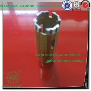 """3/16"""" Drill Bit for Granite-Diamond Tip Drill Bit for Granite Slab Drilling and Processing pictures & photos"""