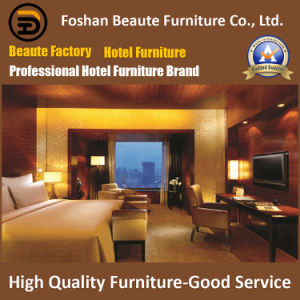 Hotel Furniture/Chinese Furniture/Standard Hotel King Size Bedroom Furniture Suite/Hospitality Guest Room Furniture (GLB-0109831) pictures & photos