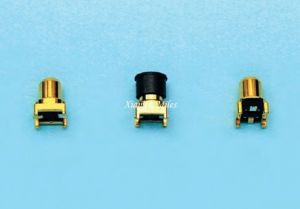 SMA RF Connector with Straight Crimp Type