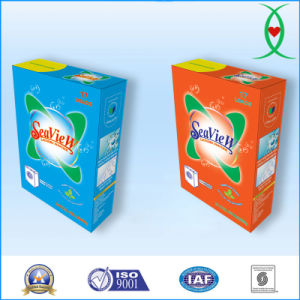 Seaview Brand Washing Laundry Powder Detergent pictures & photos