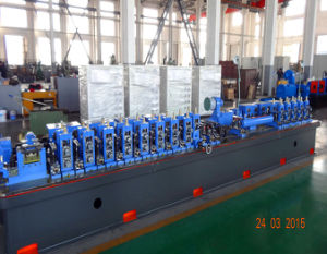 Wg25 Round Pipe Making Machine pictures & photos