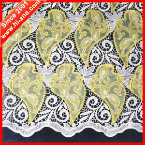 Hot Products Custom Design Good Price Fabric Lace pictures & photos