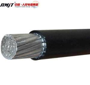 Service Drop ABC Cable Aluminum Overhead Cable with PE PVC or XLPE Insulation 35mm2 Aluminum Cable pictures & photos