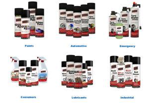 Aeropak Silicone Dash Board Spray pictures & photos