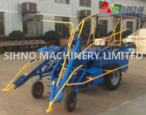Mini Sugarcane Combine Harvester 4zl-12 pictures & photos