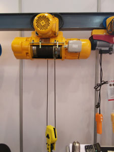 Cable Type Electric Wire Rope Hoist Removable Type Lifting Hoist pictures & photos