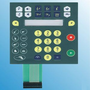 Acrylic Membrane Switch Keypad pictures & photos