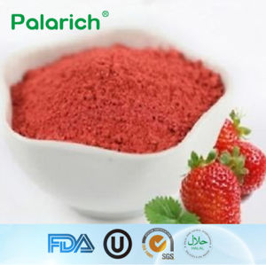 100%Natural Dehydrated Strawberry Powder/Recreational Food/Sparkling Strawberry Taste