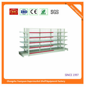 Metal Supermarket Shelf Store Retail Fixture Shop Display 07268 pictures & photos