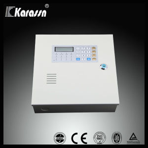 Wireless LCD Intelligent Alarm System with Keyboard