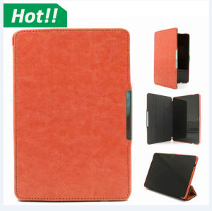 3 Folding Design Tablet Case Auto Wake/Sleep Smart Cover for Kindle Hdx 7