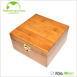 Hot Sell Bamboo Box for Seminal Fluid pictures & photos