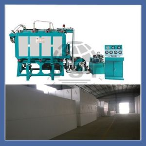 EPS Concrete Block Machine, EPS Foam Block Making Machine pictures & photos