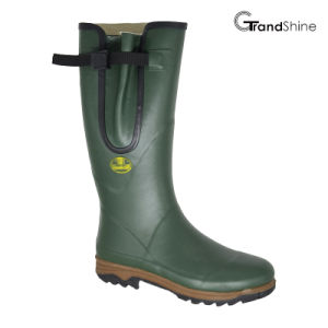 Wellington Rainboots with Adjustable Vamp Closure pictures & photos