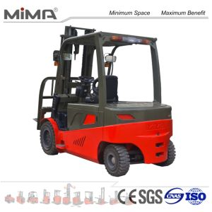 2ton Counterbalance Electric Forklift Truck for Sale pictures & photos