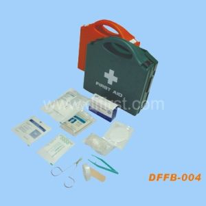 Home/Office/Car First Aid Box for Emergency Treatment (DFFB-004) pictures & photos