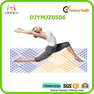 Customized Yoga Mat Full Color Digital Printing pictures & photos