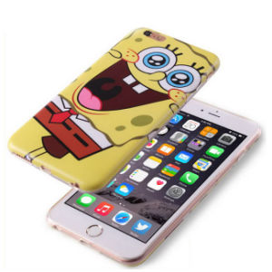 Ultra Thin Printed Mobile Cell Phone Case for iPhone pictures & photos