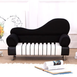 Double Seat Piano Kids Sofa/ Children Furntiure (SXBB-226L) pictures & photos