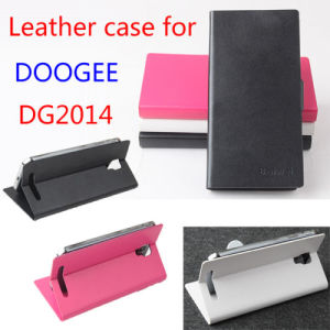 Flip Protective Leather Case Cover for Doogee Turbo Dg2014 Phone Smartphone
