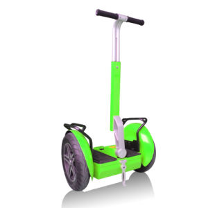 2 Wheel Balance Electric Hand Free Chariot Scooter Bluetooth pictures & photos