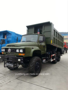 6X6 off-Road High Loading Weight Tipper/Dump Truck for Sale pictures & photos