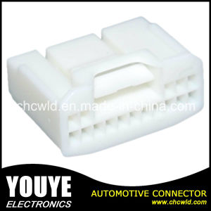 16p Female Auto Wire to Wire Connector for Toyota pictures & photos
