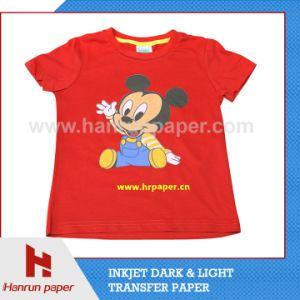 Custom Printing T-Shirt by Heat Transfer Paper