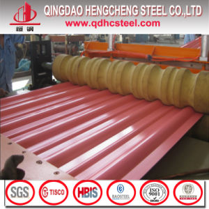 Hot DIP Prepainted Color Coated PPGI Roofing Sheet pictures & photos