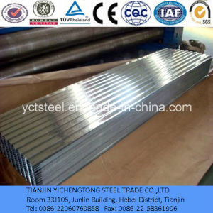 Galvanized Sheet Steel Corrugated Specification pictures & photos