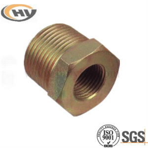 Hexagon Head Male Thread Hydraulic Brass Fitting (HY-J-C-0557)