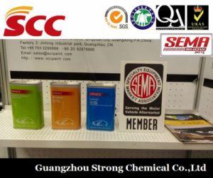 Auto Paint 2015 Sema Qualify Supplier Car Pigment