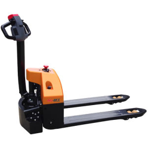 Motorized Pallet Truck with 1.5tonne Capacity pictures & photos
