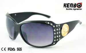 Popular Fashion Sunglasses with Nice Hinge for Lady, UV400 Kp50718 pictures & photos