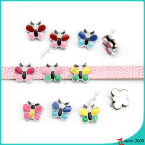 Small Colorful Butterfly Slider Charms DIY Jewellery (SC16040958)