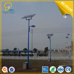 China Energy Saving Lamp 6m Pole 30W Solar Street Light pictures & photos